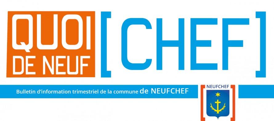 Bulletin Municipal QUOI DE NEUF[CHEF]