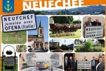 Une délégation de Neufchef en visite à Ofena