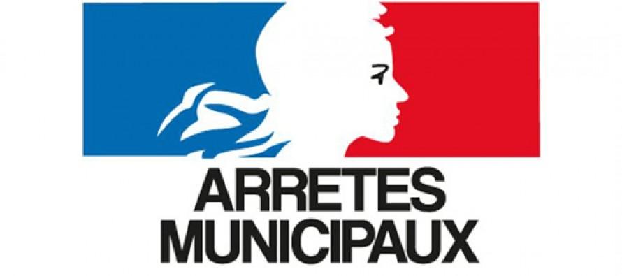 Arrêtés Municipaux