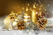 La municipalité de Neufchef vous souhaite de très belles fêtes de fin d'année !