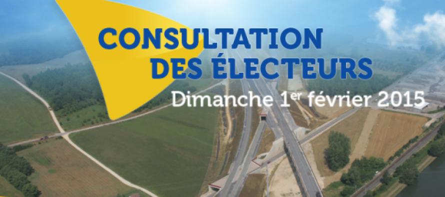 CONSULTATION DES ELECTEURS