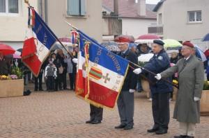 cérémonie patriotique