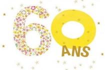ANNIVERSAIRE DES 60 ANS – ORGANISATION D'UNE SOIREE