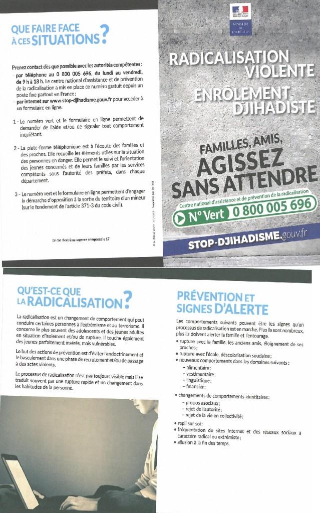 stop djihadisme