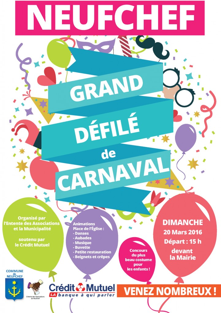 affiche carnaval2016