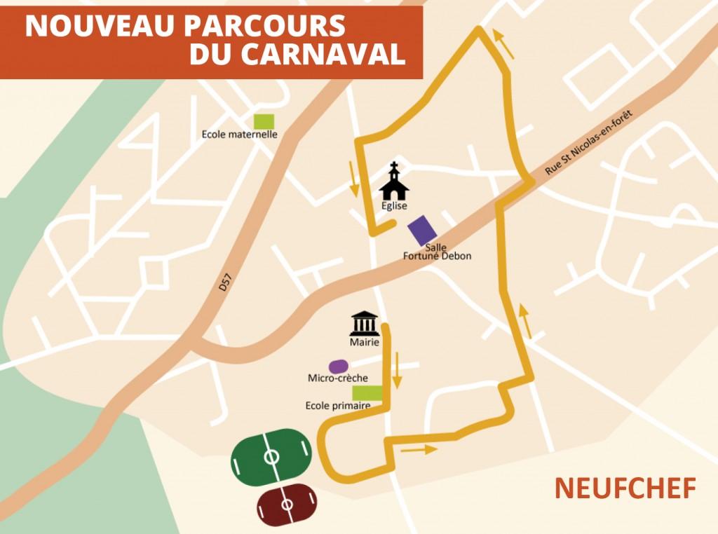 plan carnaval