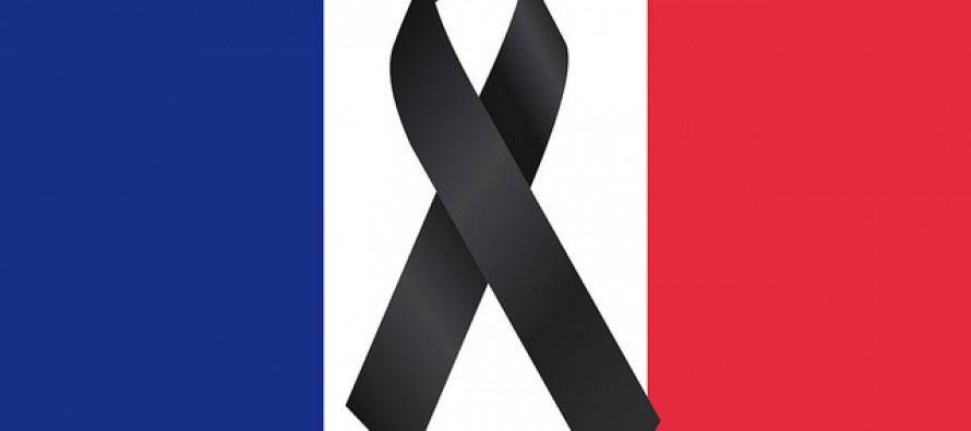 Recueillement pour les victimes de Nice