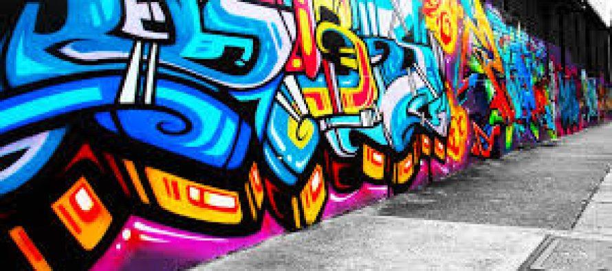 ECOLE TEMPORAIRE DU GRAFFITI A NEUFCHEF