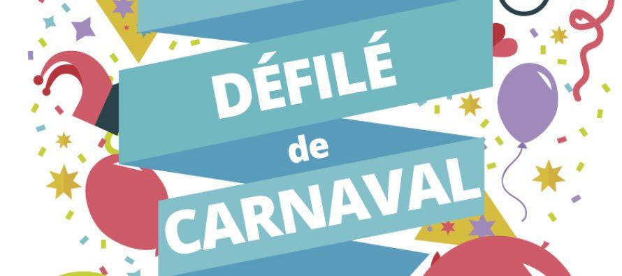 EDITION 2017 DU CARNAVAL DE NEUFCHEF