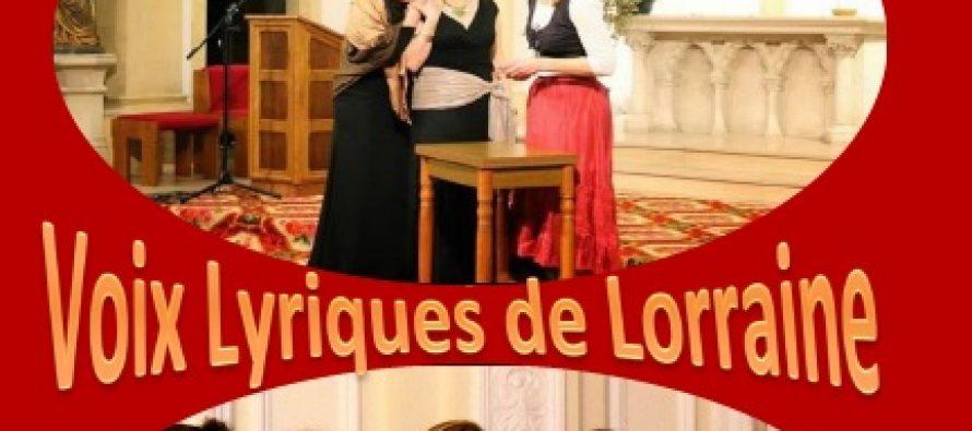 LES VOIX LYRIQUES DE LORRAINE