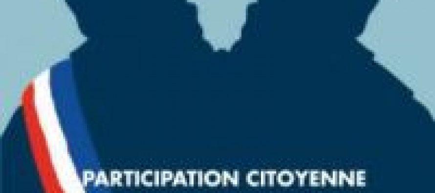 REUNION PUBLIQUE – PARTICIPATION CITOYENNE