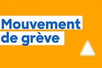 MOUVEMENT DE GREVE – ACCUEIL DES ENFANTS