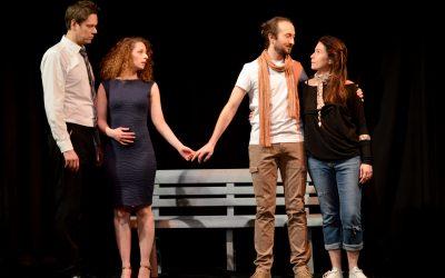 Théâtre d'Y Voir - Derrière Le Banc 2018 - Photo