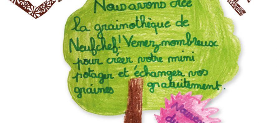 LA GRAINOTHEQUE DE NEUFCHEF
