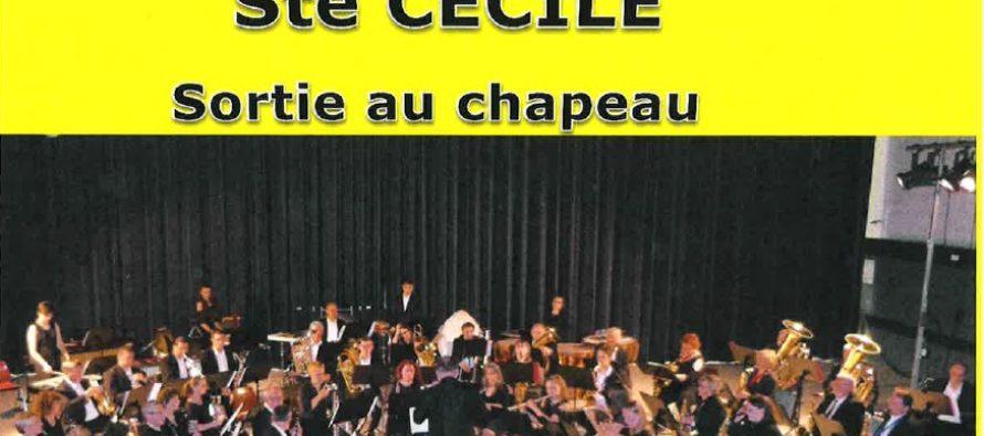 CONCERT DE L'HARMONIE SAINTE CÉCILE