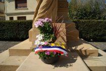 Journée Nationale du Souvenir des Victimes et des Héros de la Déportation.