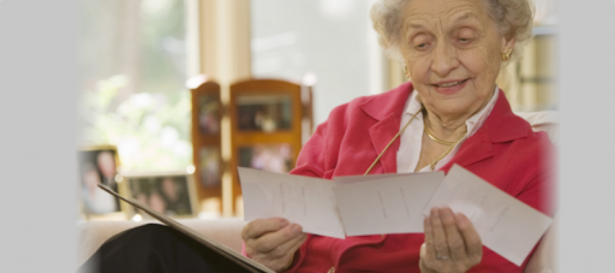 [COVID-19] Une lettre pour les personnes âgées !