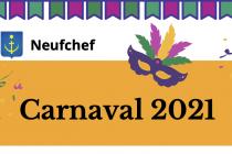 """Carnaval 2021 : Concours """"Un déguisement, une photo!"""""""