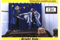 2 Juillet 2021 : Soirée Dansante et Théâtre de rue